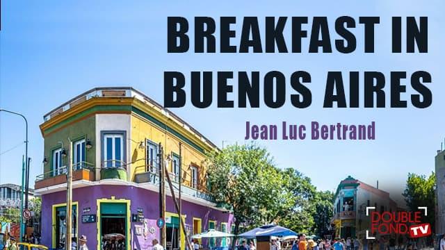 Breakfast in Buenos Aires
