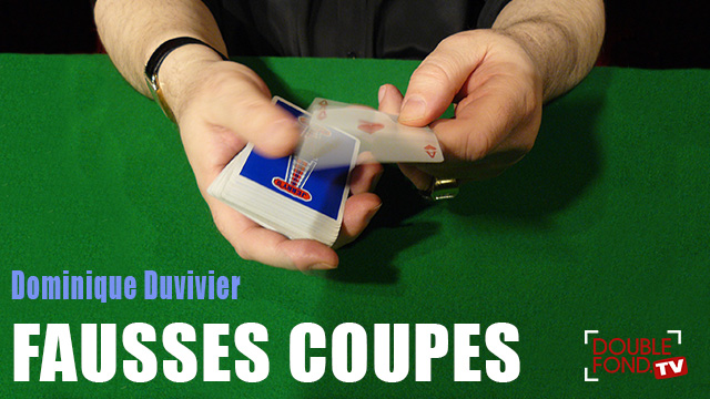Fausses coupes DD