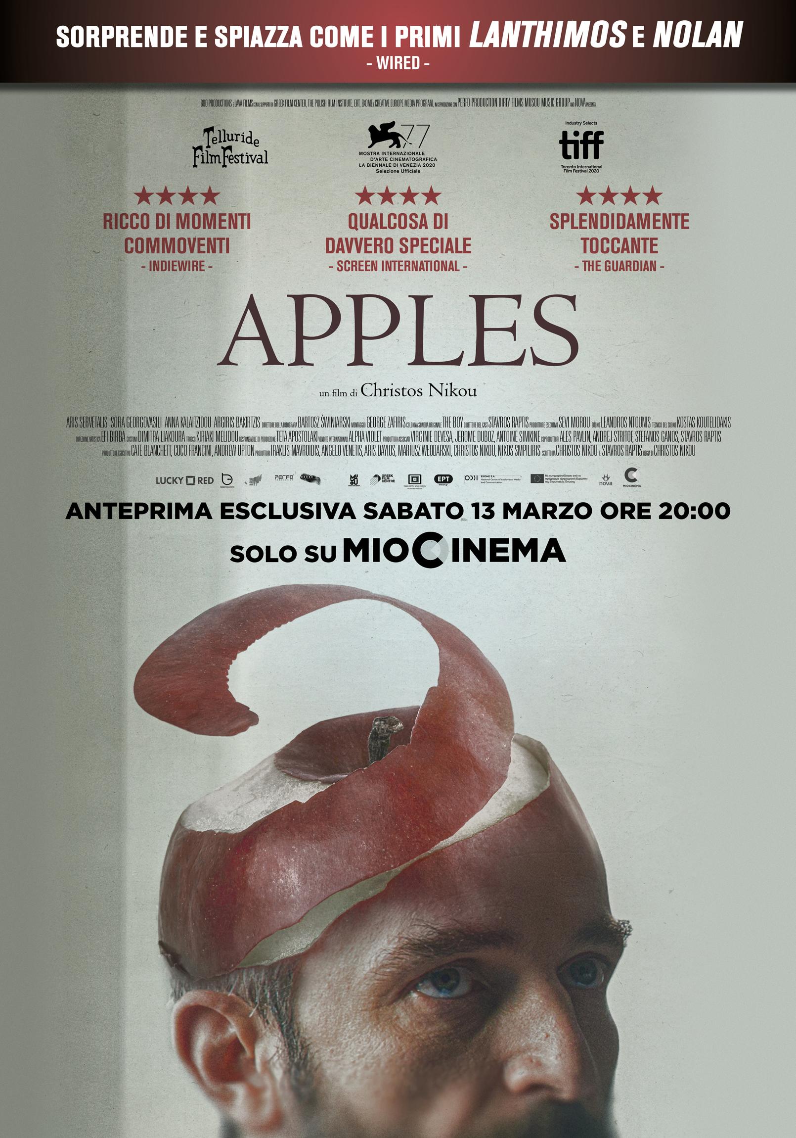 ANTEPRIMA: Apples