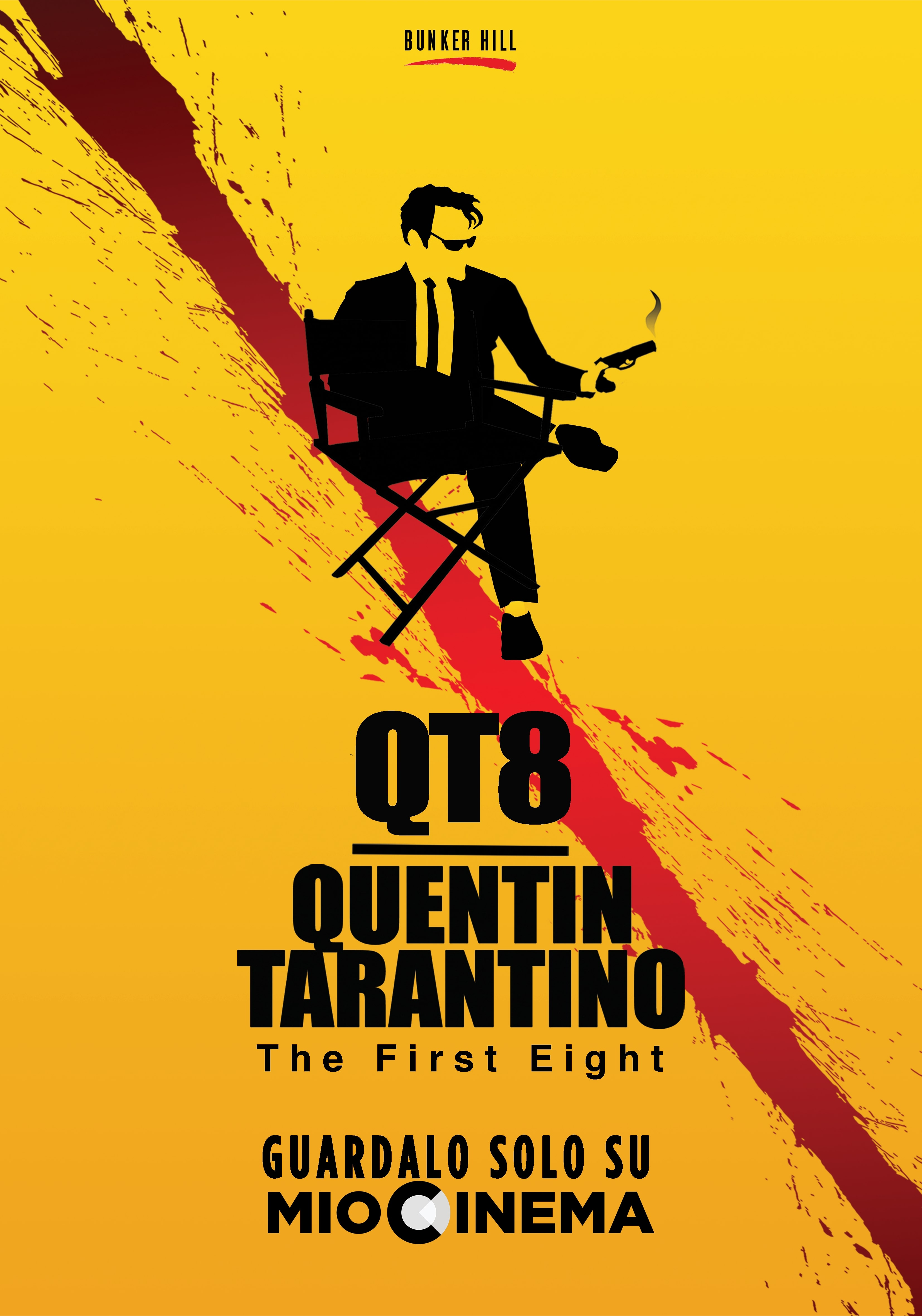 QT8 | Quentin Tarantino – The First Eight VO