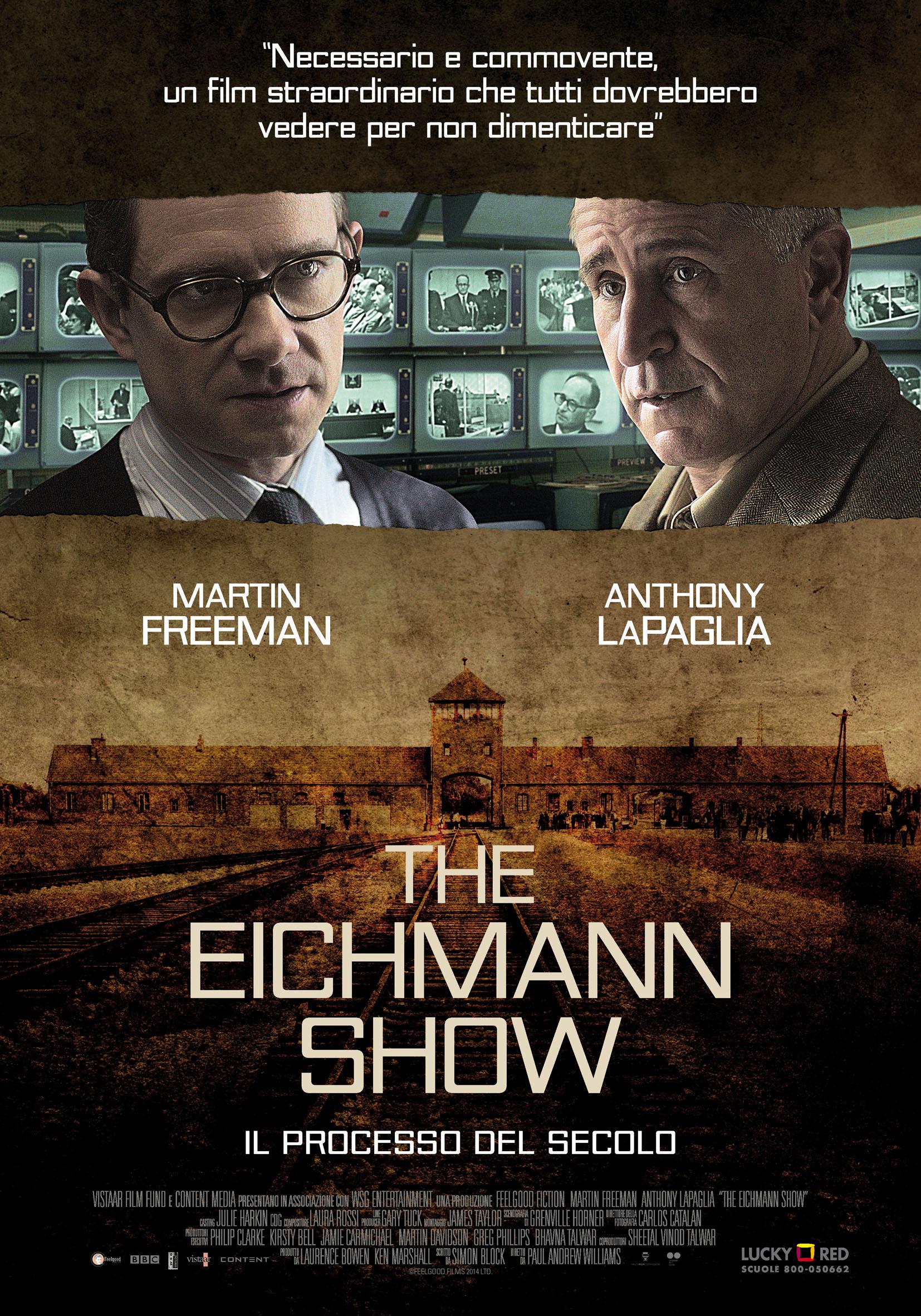 The Eichmann Show - il processo del secolo