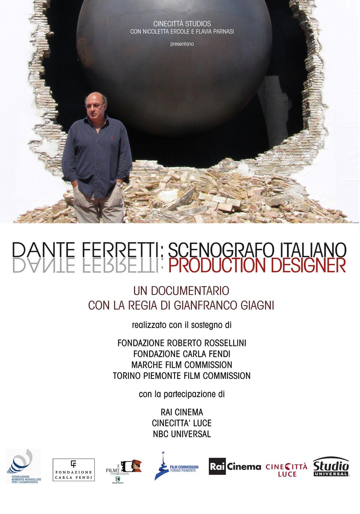 Intervista a Dante Ferretti
