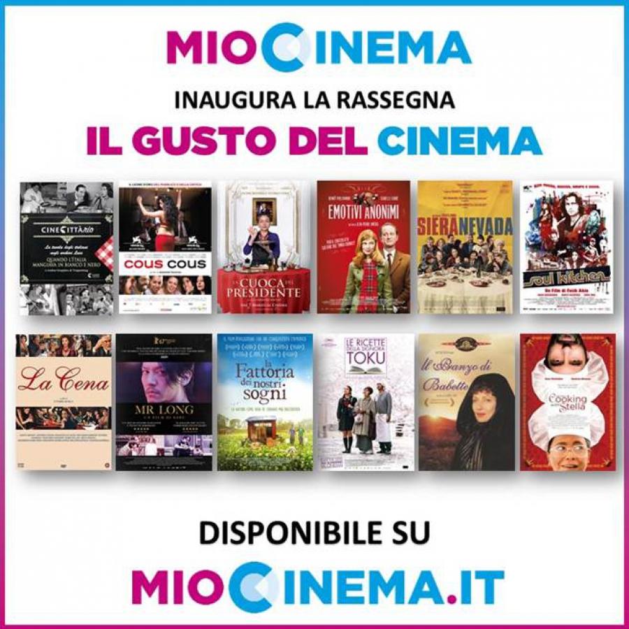 Incontro su Il Gusto del Cinema