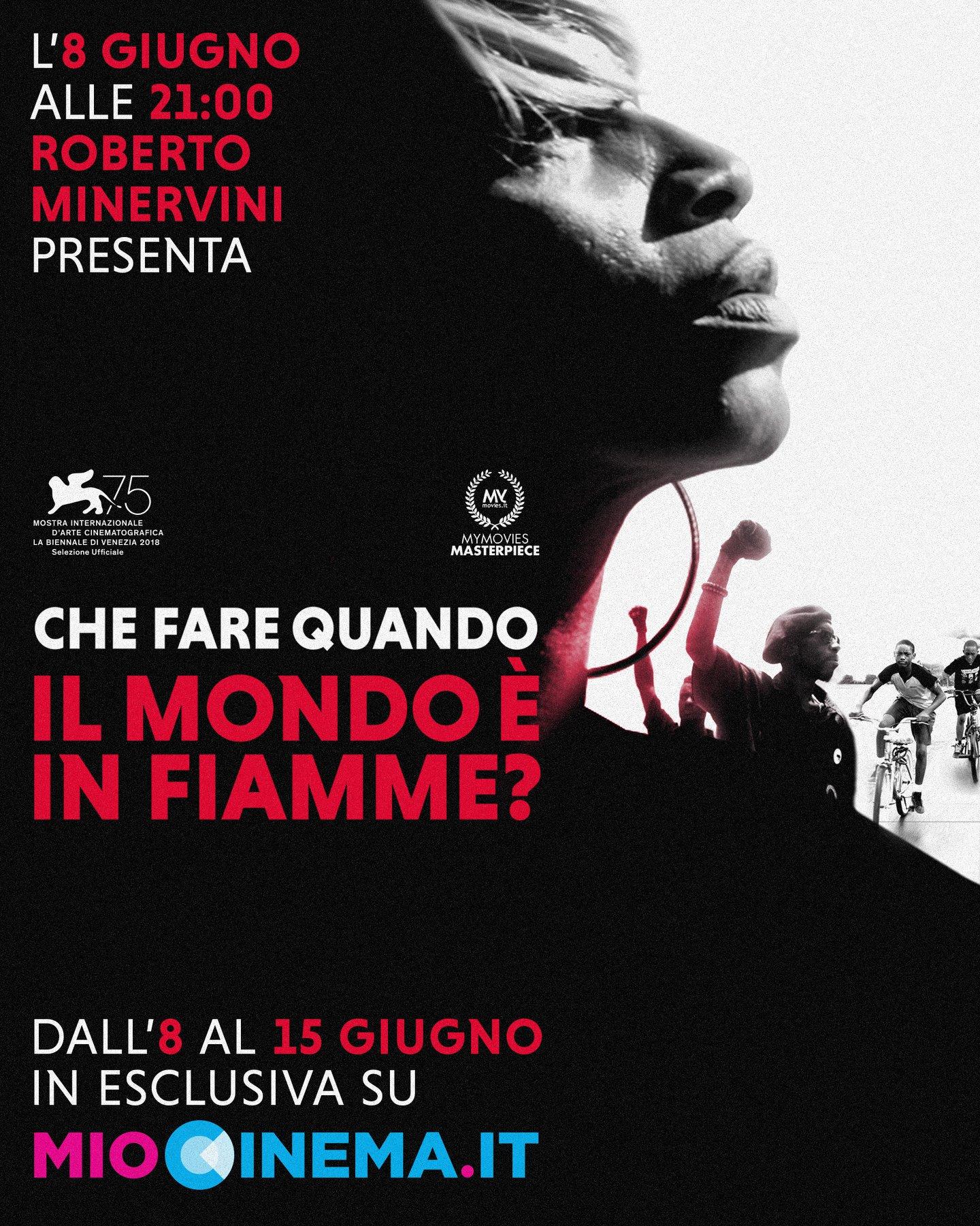 Intervista a Roberto Minervini