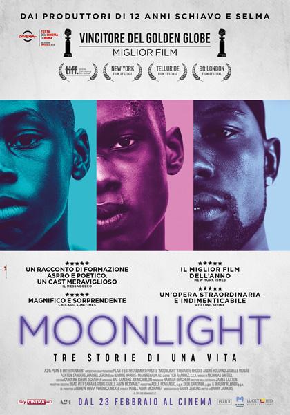 Moonlight - Tre Storie di una Vita